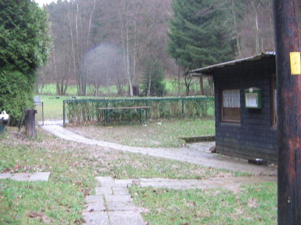 Trainingsgelände Nov. 2012