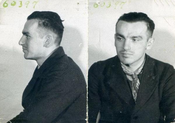 MaschObGefr. Freund als Kriegsgefangener - Bild: Archiv Maik Freund