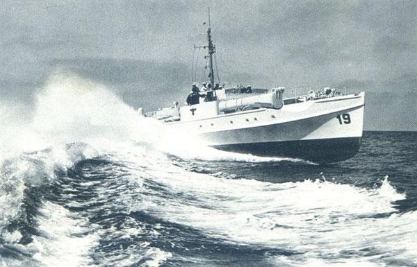 """""""S 19"""" im Jahre 1939 - Bild: Archiv Maik Freund"""