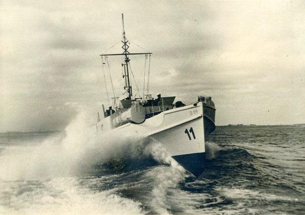 """""""S 11"""" im Jahre 1939 - Bild: Archiv Maik Freund"""