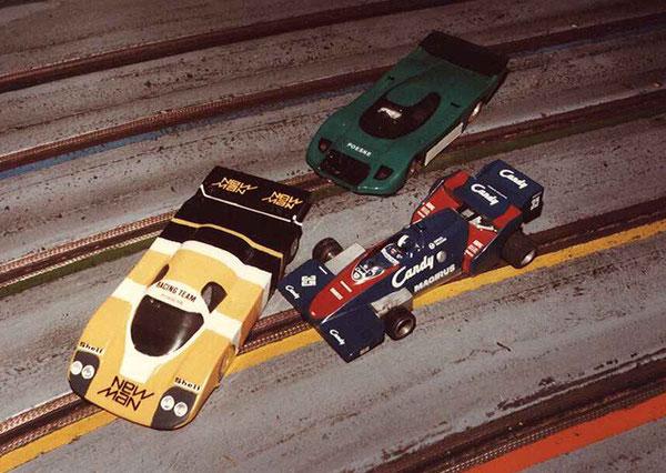 Concours d'élégance du Grand prix de Thoiry 1984.