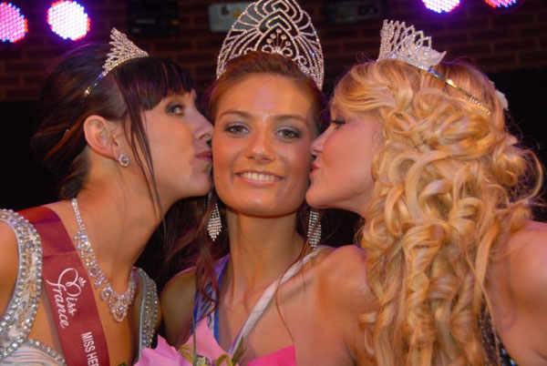 Gaelle Mand Miss hersin Coupigny 2012