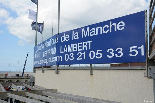 Centre nautique de la manche Bertrand Lambert