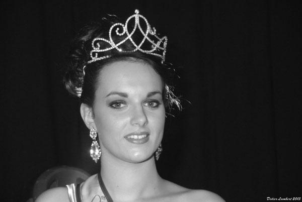 Léa Chochoic Miss Opale Sud 2013