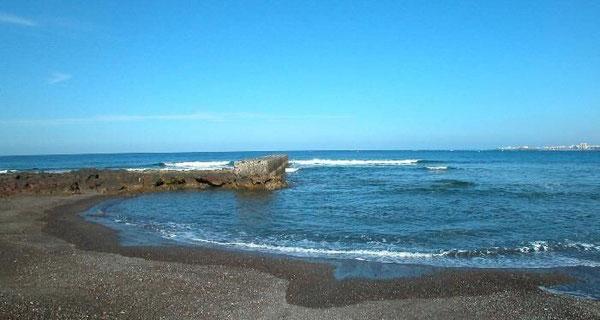 Bucht Palm Mar