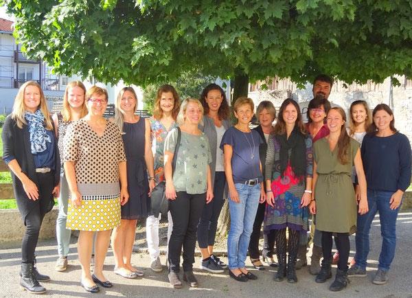 Das Team der Volksschule Niederndorf