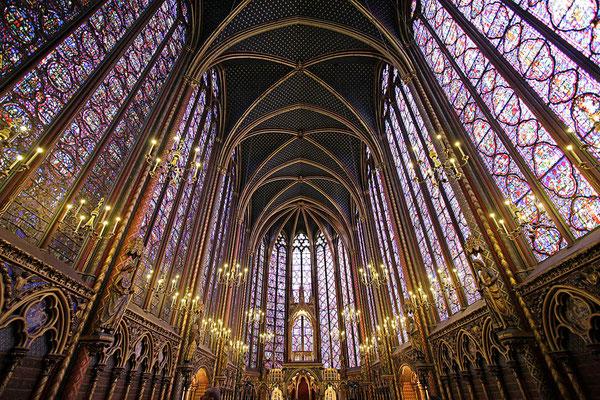 Sainte Chapelle de París