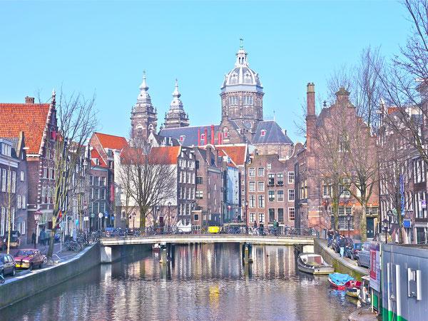 Amsterdam: Grachten Impressionen