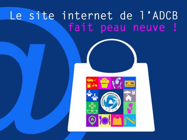 Nouveau site internet pour l'Association des Commerçants de Bezons - ADCB