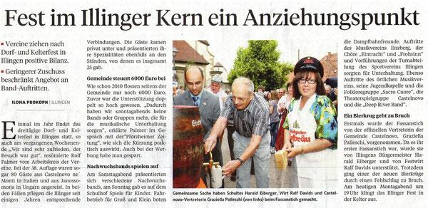 PZ - Kelterfest 27. Juni 2011