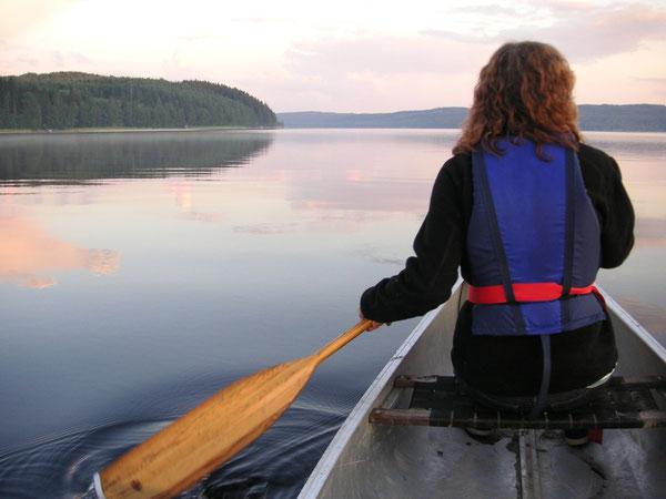 See Kanu Sjöändan Värmland  Lakenesjön