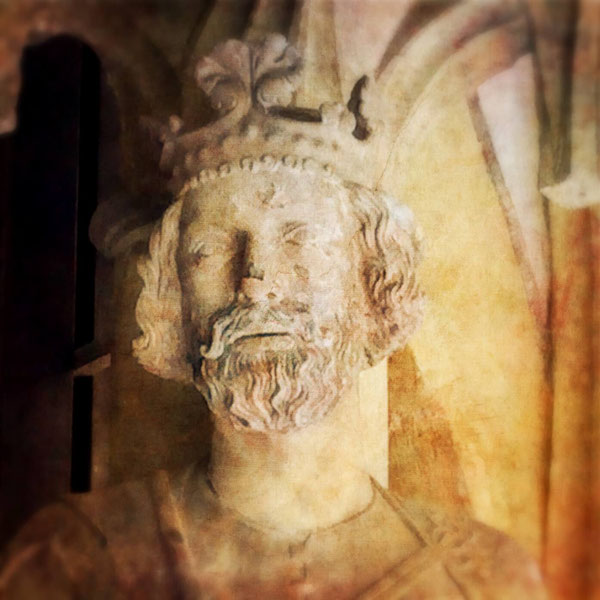 Heinrich II. am Bamberger Dom