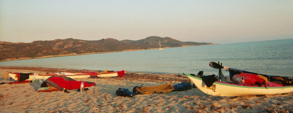 Kayak de mer  Pagaies vagabondes Frédéric GILBERT