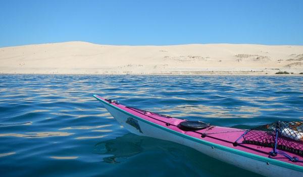 Approche de la Dune du Pyla ©FredG