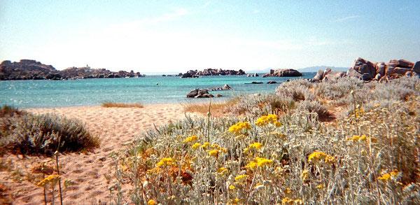 Archipel des Lavezzi - Corse du sud - Méditerranée -  ©FredG