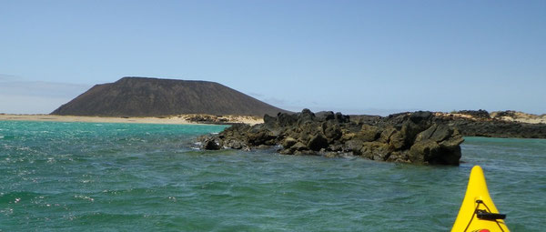 Ile Lobos - Entre Fuerteventurra et Lanzarote - Canaries Island   ©FredG