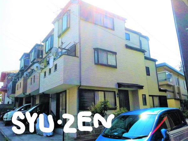 横浜市西区元久保町周辺 外壁塗装 屋根塗装 目地交換