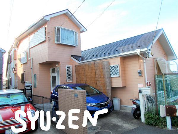 横浜市西区西戸部周辺 外壁塗装 屋根塗装 目地交換
