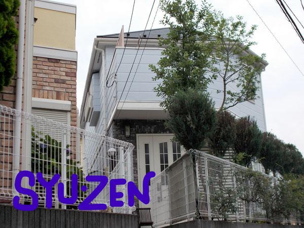 横浜市m南区唐沢周辺 外壁塗装 屋根塗装 目地交換