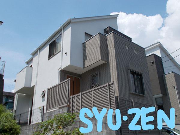 横浜市保土ヶ谷区岩井町周辺 外壁塗装