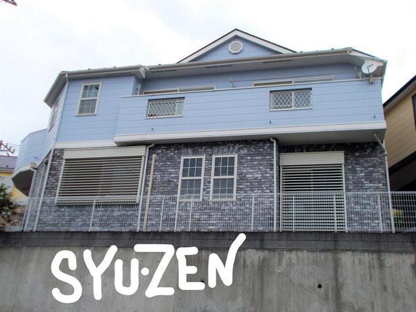 横浜市南区唐沢周辺 外壁塗装 屋根塗装 目地交換