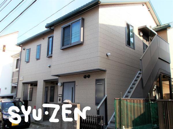 横浜市南区三春台周辺 外壁塗装 目地交換