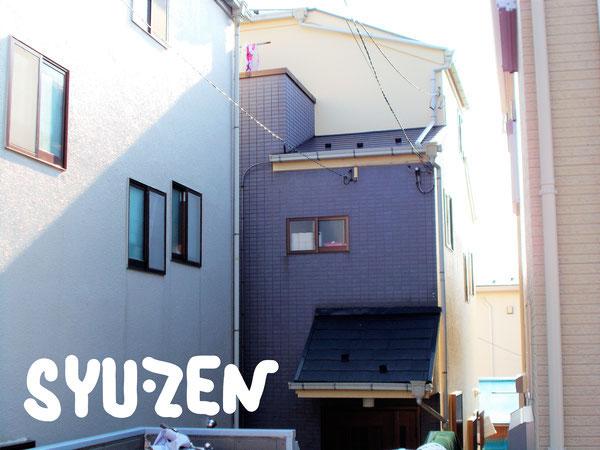 横浜市西区西戸部町周辺 外壁塗装 屋根塗装