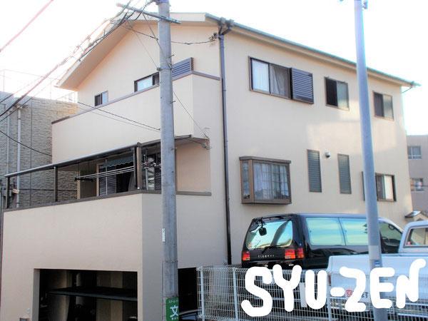 横浜市西区中央周辺 外壁塗装 屋根塗装