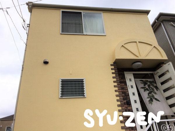 横浜市西区境之谷周辺 外壁塗装 屋根塗装