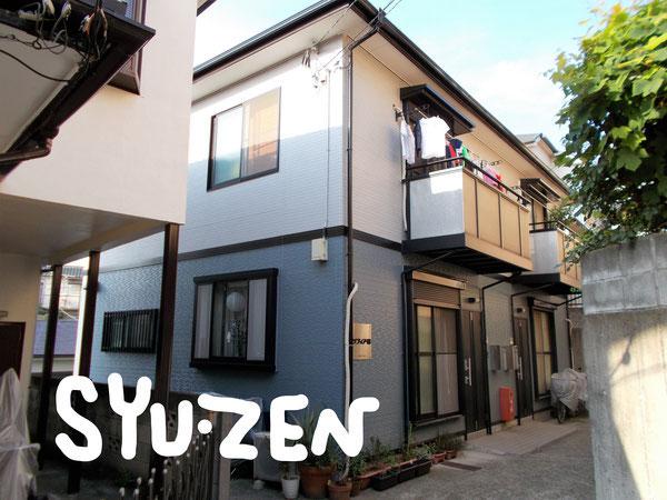横浜市西区霞ヶ丘周辺 外壁塗装 屋根塗装 目地交換