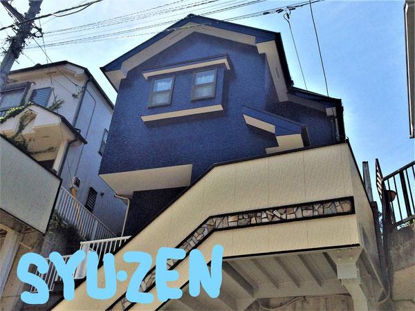 横浜市保土ヶ谷区桜が丘周辺 外壁塗装 屋根塗装 目地交換