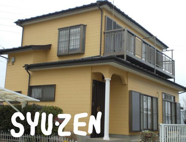 横浜市保土ヶ谷区のお客様からご紹介 茅ケ崎市 外壁塗装 目地交換