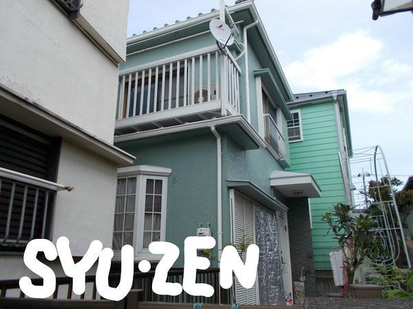 横浜市保土ヶ谷区桜が丘周辺 外壁塗装 屋根塗装