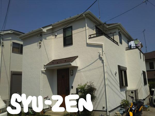 横浜市保土ヶ谷区仏向町周辺 外壁塗装