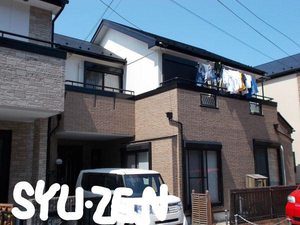 横浜市保土ヶ谷区瀬戸ヶ谷町周辺 外壁塗装 屋根塗装 目地交換