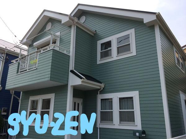 横浜市保土ヶ谷区霞台周辺 外壁塗装 屋根塗装 目地交換