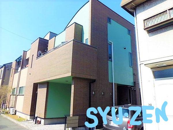 横浜市中区根岸町エリア 外壁塗装 屋根塗装。