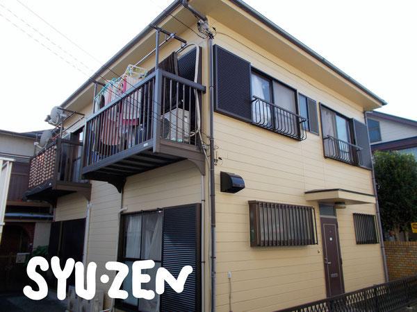 横浜市南区伏見町周辺 外壁塗装 屋根塗装 目地交換