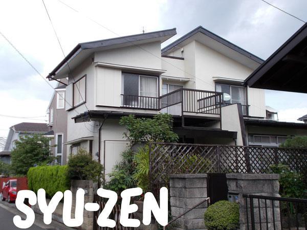 横浜市保土ヶ谷区新桜ケ丘周辺 外壁塗装 屋根塗装