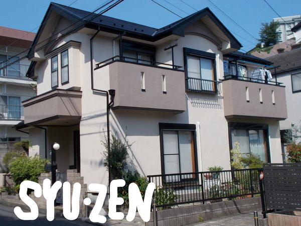 横浜市保土ヶ谷区峰岡町周辺 外壁塗装 屋根塗装