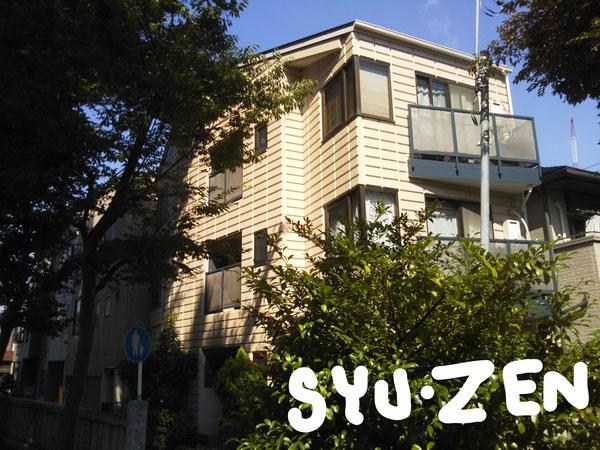 横浜市西区中央周辺 外壁塗装 屋根塗装 雨樋交換