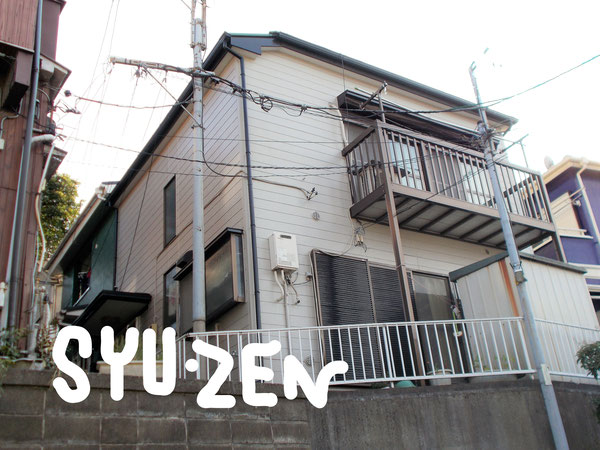 横浜市西区西戸部町周辺 外壁塗装 目地交換