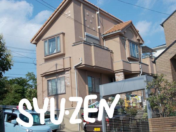 横浜市神奈川区菅田町周辺 外壁塗装 屋根塗装