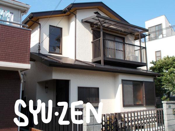 横浜市西区のお客様からご紹介 旭区 外壁塗装 屋根塗装