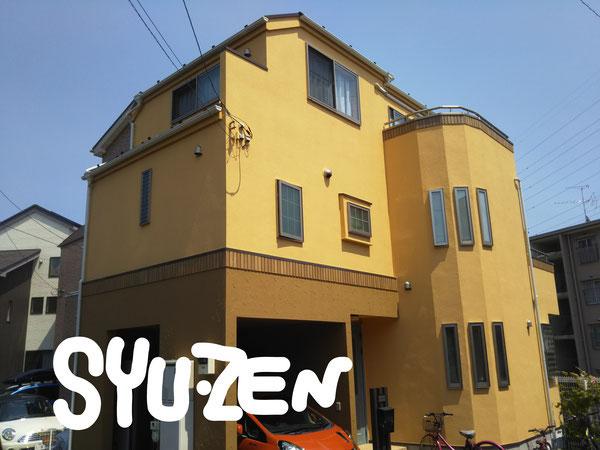横浜市戸塚区汲沢周辺 外壁塗装 屋根塗装