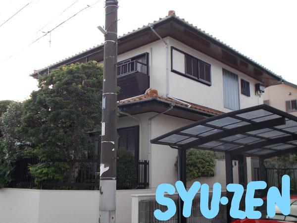 横浜市保土ヶ谷区新桜ケ丘周辺 外壁塗装
