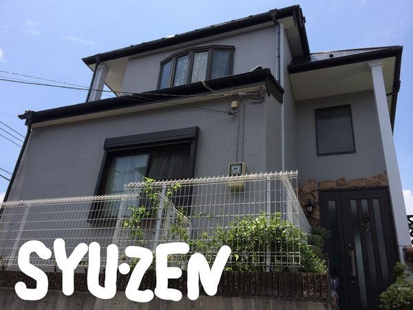 横浜市保土ヶ谷区仏向西周辺 外壁塗装 屋根塗装