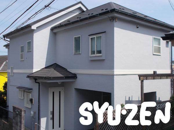 横浜市保土ヶ谷区月見台周辺 外壁塗装