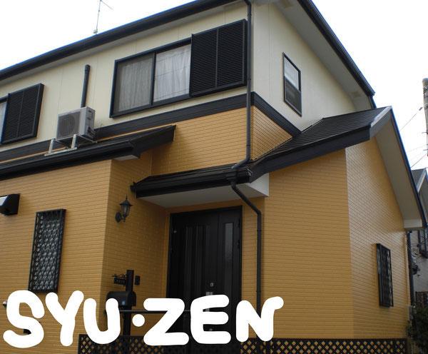 横浜市保土ヶ谷区のお客様からご紹介 茅ケ崎市 外壁塗装 屋根塗装 目地交換