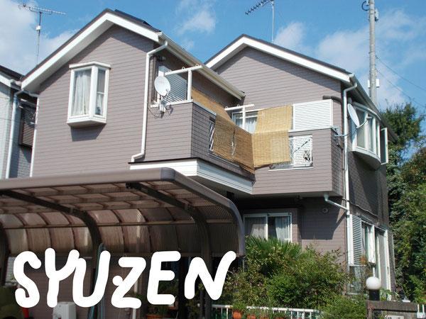 横浜市神奈川区菅田町周辺 外壁塗装 屋根塗装 目地交換